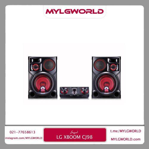 LG XBOOM CJ98