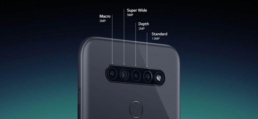 D01 MC K41S Titan 01 Quad Camera