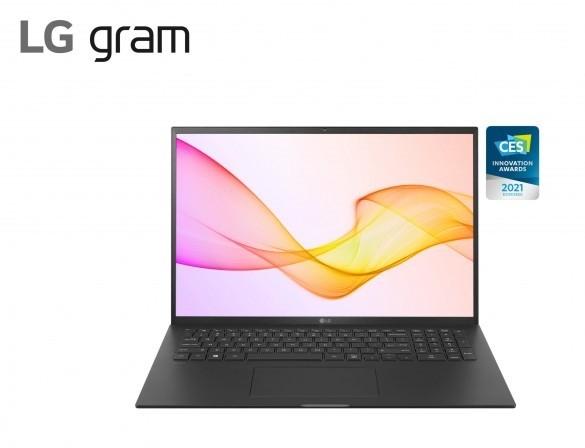 2021 LG gram 17Z90P Black scaled e1610014017620