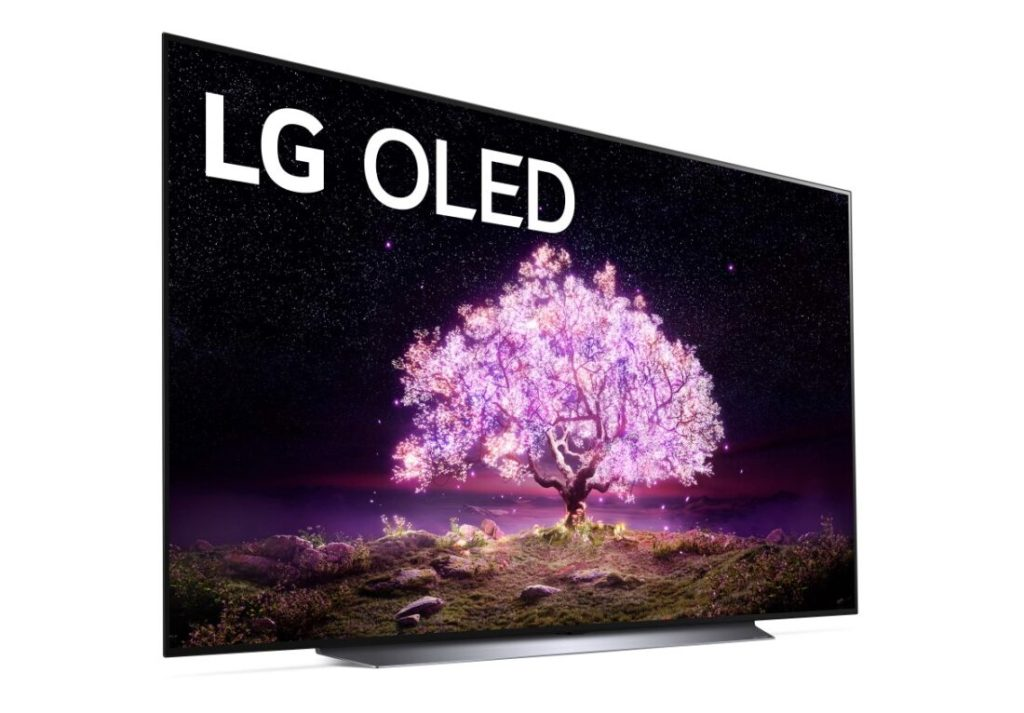 LG OLED TV Engadget Best of CES 1 1100x766 1