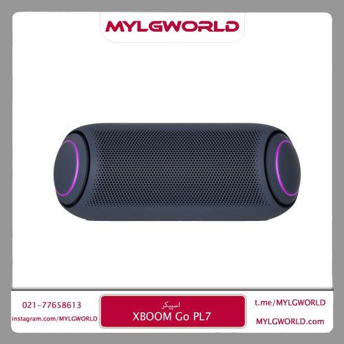 اسپیکر-ال-جی-XBOOM-Go-PL7-با-فناوری-صوتی-مریدین